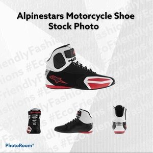 Alpinestars Faster Vented Motorcycle Shoes